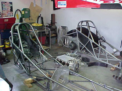Chassis Fabrication | www darkside ca