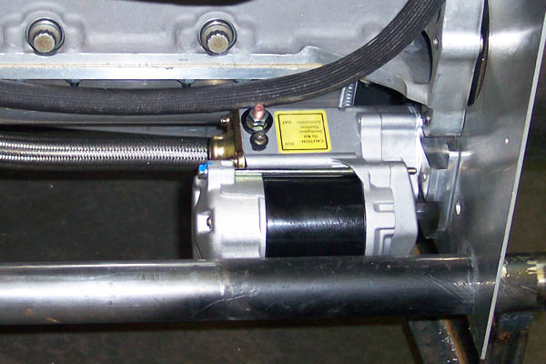 Starter Engine Plate Www Darkside Ca