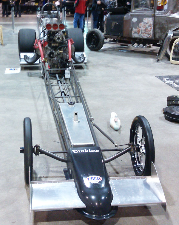 Front Engine Dragster - For Sale | www darkside ca